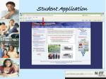 student application