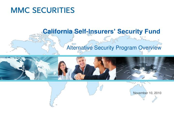 california self insurers security fund n.