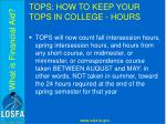tops how to keep your tops in college hours3