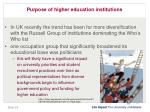 purpose of higher education institutions2