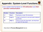 appendix system level functions2