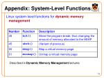 appendix system level functions3