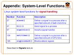 appendix system level functions4