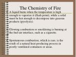 the chemistry of fire2