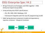 osgi enterprise spec v4 2