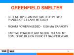 greenfield smelter