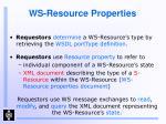 ws resource properties1