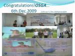 congratulations osga 6th dec 2009 dr piroon k dec 2009 photo file