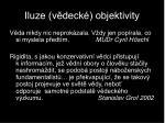 iluze v deck objektivity