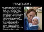 porodit buddhu