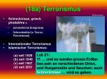 18a terrorismus