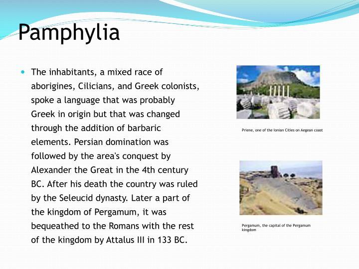 Pamphylia