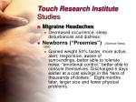 touch research institute studies6
