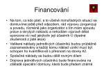 financov n