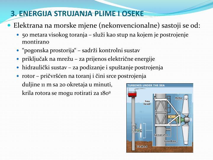 3. ENERGIJA STRUJANJA PLIME I OSEKE