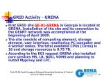 grid activity grena