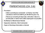 parenthood ch 5 8