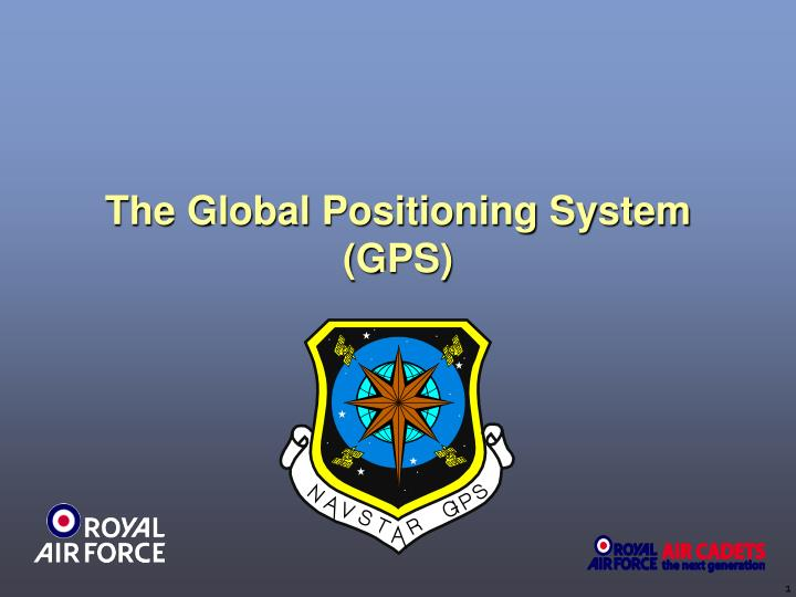 the global positioning system gps n.