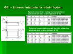 g01 linearna interpolacija radnim hodom1