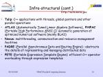 infra structural cont