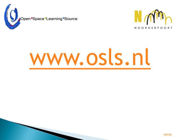 www.osls.nl