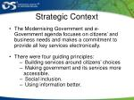 strategic context2