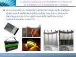 5 agens oja anja za polimerne elektrolite za primenu u litijumskim baterijama