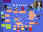 top ontologies1