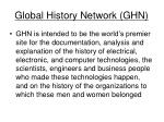 global history network ghn