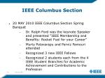 ieee columbus section5
