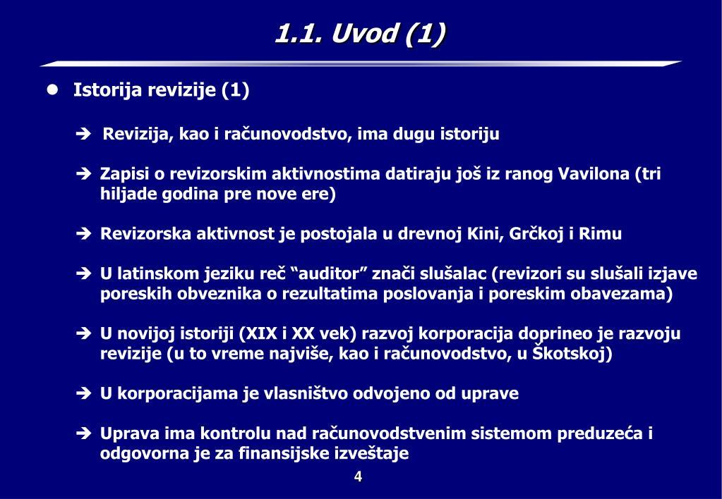 Računovodstveni termini za datiranje