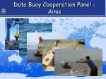 data buoy cooperation panel aims