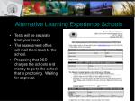 alternative learning experience schools