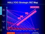 hallyoo strategic biz map