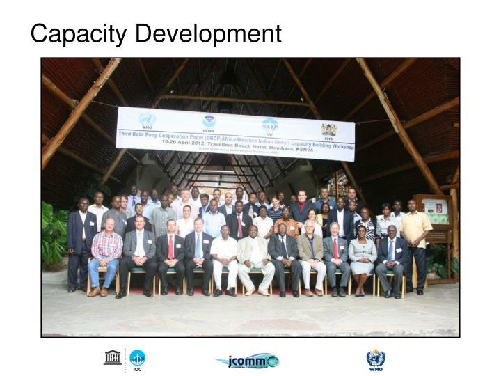 Capacity Development