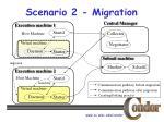 scenario 2 migration