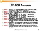 reach annexes