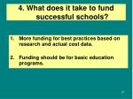 4 what does it take to fund successful schools