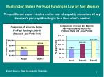 washington state s per pupil funding is low by any measure2