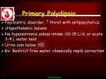 primary polydipsia