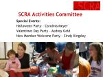 scra activities committee1