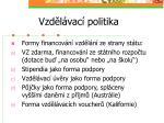 vzd l vac politika6