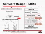 software design sd 4