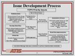 issue development process