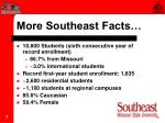 more southeast facts1
