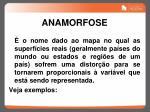 anamorfose
