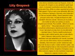 lity grayov