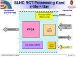 slhc rct processing card 20 12