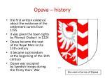 opava history