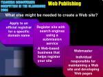 web publishing2